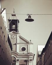 Die Altstadt Von Eichstätt