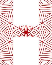 Letter Logo Pattern