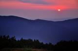 Fototapeta  - wschód słońca