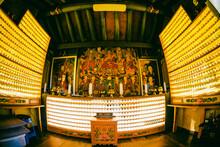 한국의 산지승원 봉정사 가을 Bongjeongsa Temple