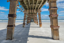 Daytona Beach Pier, Daytona Beach, Florida, USA