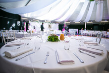 Indian Wedding Reception Interiors And Decorations