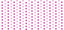 Pink Dot Pattern Abstract Back Ground ,abstract Hand Drawn Polka Dot Pattern, Seamless Polka Dot Pattern Background.