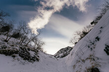 Snow Valley Nakadake To Amida