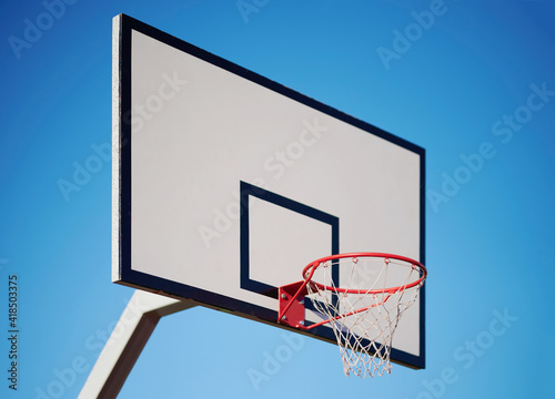 Basketball ring hoop © PixieMe