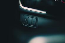 Details Of A Car Interrior