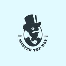 Mister Top Hat Logo