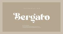 Elegant Luxury Alphabet Letters Font. Classic Lettering Minimal Modern Fashion Designs. Typography Modern Serif Fonts Regular Decorative Vintage Concept. Vector Illustration