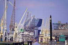 Antwerp Port Of Antwerp And Brugges Belgium