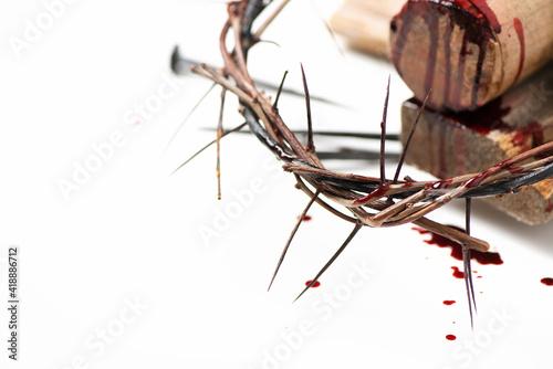 Fotografie, Obraz Good Friday, Passion of Jesus Christ