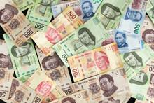 Conjunto De Dinero Mexicano