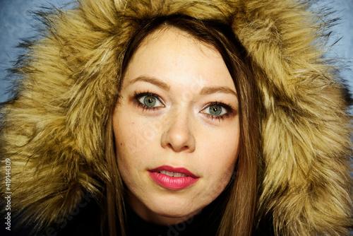 Obraz Kobieta - fototapety do salonu