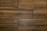 background of brown wooden flooring, top view