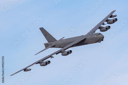 B52 Bomber Fototapeta