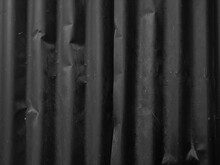 Frosted Black Color Aluminum Background