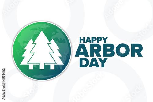 Arbor Day Fototapet