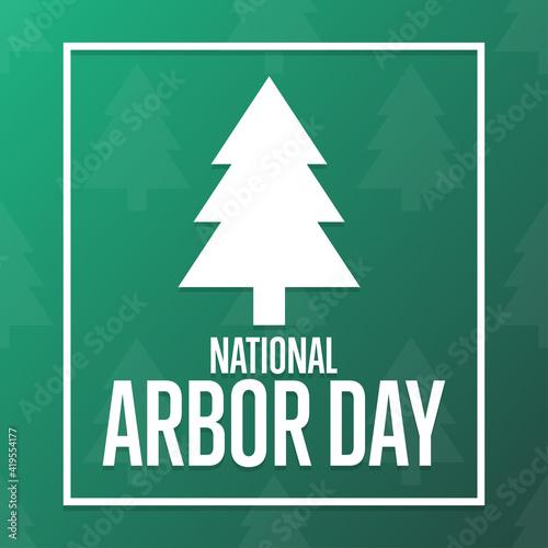 Photo Arbor Day