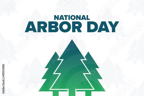 Tablou Canvas Arbor Day
