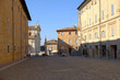 Urbino Italy video of the medieval center