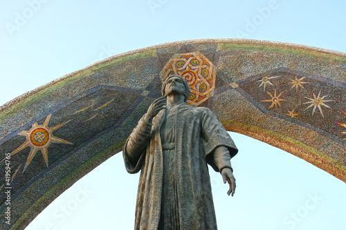 Obraz na plátně Tajikistan, Dushanbe - 28