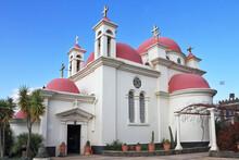 Greek  Monastery Of The Twelve Apostles