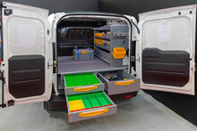Mobile Workshop Van