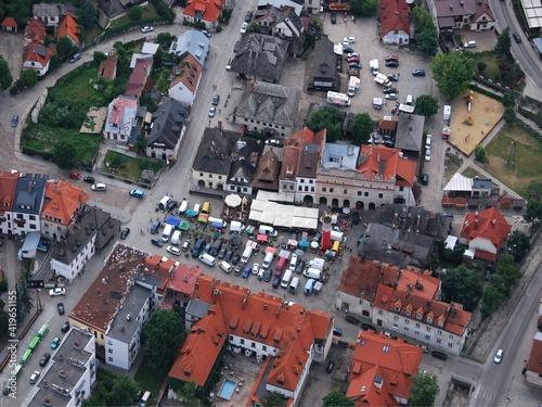 Kazimierz Dolny Fotobehang