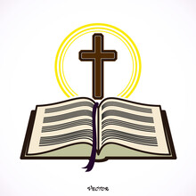 Bible Holy Book  Icon For Websites