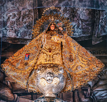 Virgin Charity Patron Saint Cuba Cuban Copper Miami Homeland Life Religion Catholic