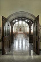 Church Doorway To The Alter CHAPEL MOUNT ST JOSEPH PETERBOROUGH On