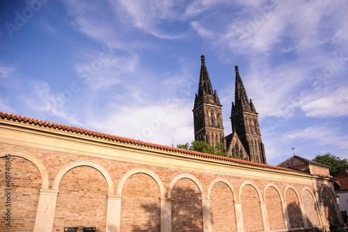 Basilica of St. Peter and St. Paul, Prague