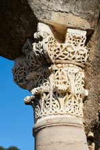 Medina Azahara (Medinat Al-Zahra)(Abderramán III (Abd Al-Rahman III, Al-Nasir)), Residence Of The Andalusian Calif, Province Cordoba, Andalucia, Spain, Europe.
