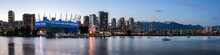 Photo Of False Creek In Vancouver Canada