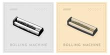 Hemp Cigarette Cannabis Roller Maker Or Rolling Machine