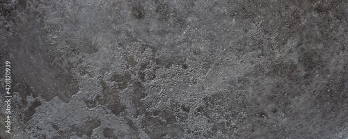 Obraz na płótnie texture of cast iron plate - metal surface background