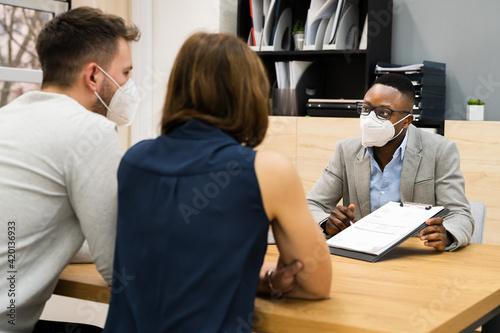 Divorce Lawyer Lawsuit Fototapet
