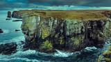 Latarnia morska na klifie