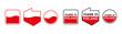 Wyprodukowano w Polsce PRODUKT POLSKI made in poland znak ikona symbol na opakowania