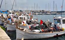 Alter Fischerort Porto Collom Mallorca