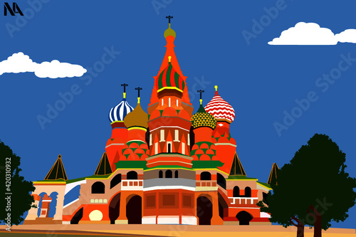 Kremlin, Red square, Moscow