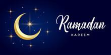 Elegant Ramadan Kareem Decorative Festival Cards And Banners. Vector Illustration.