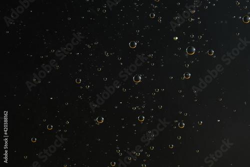 Obraz Fizz bubbles - fototapety do salonu
