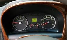 오래된 차의 계기판(Dashboard Of An Old Car)
