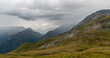 aufziehendes Unwetter im Hochgebirge, Hohe Tauern, Österreich