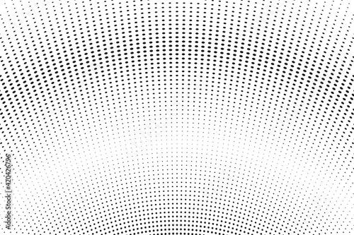 Canvas Halftone pattern