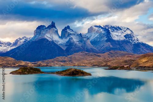 Torres del Paine Park Fototapet