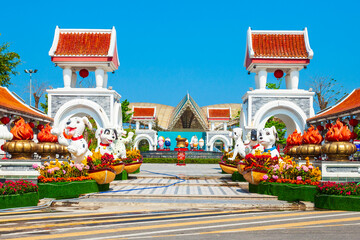 Sun World Asia Park, Danang