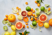 Citrus In Summer