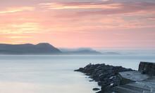 The Sea At Dawn