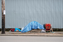 Homelessness And Unhoused